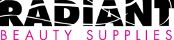 radiant beauty supplies logo